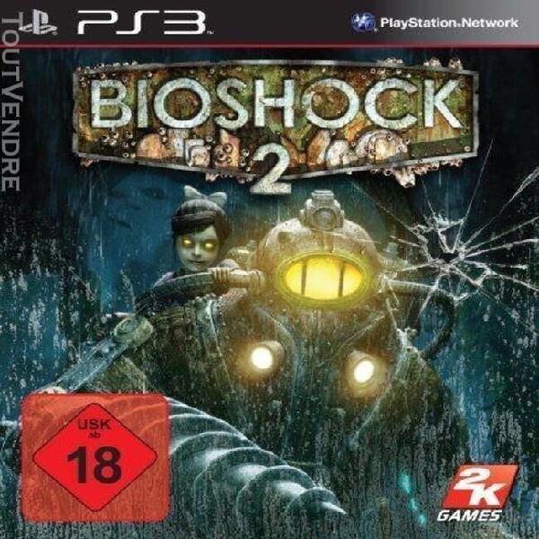 Bioshock 2 (uncut) [jeu ps3]