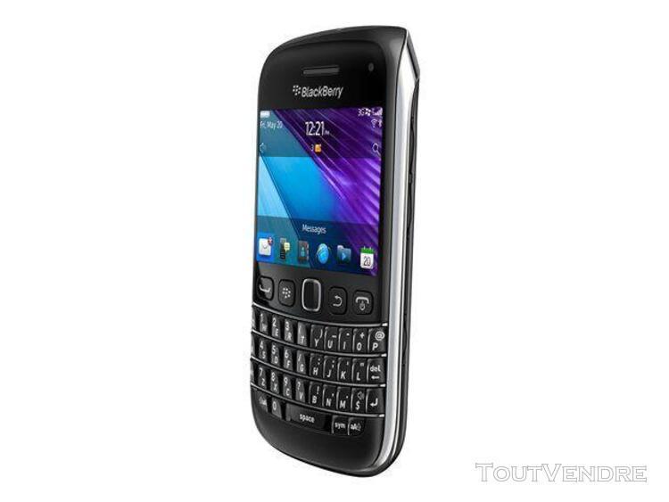 Blackberry bold 9790 8 go noir