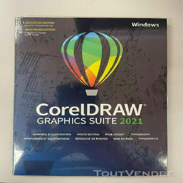 Coreldraw graphics suite 2021 for windows academic - downloa