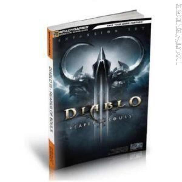 Diablo 3 reaper of souls / guide