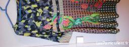 Robe desigual multicolore
