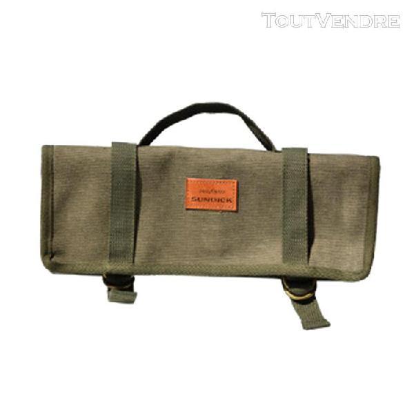 Sunnimix tissu tente jeu sac de stockage en plein air portab