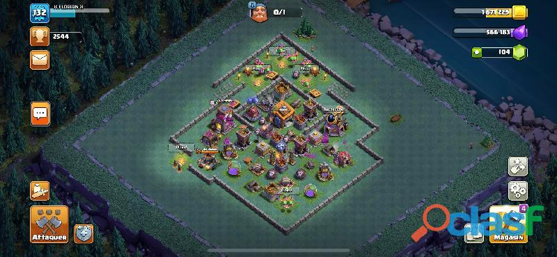 Hdv 11   Clash of Clans