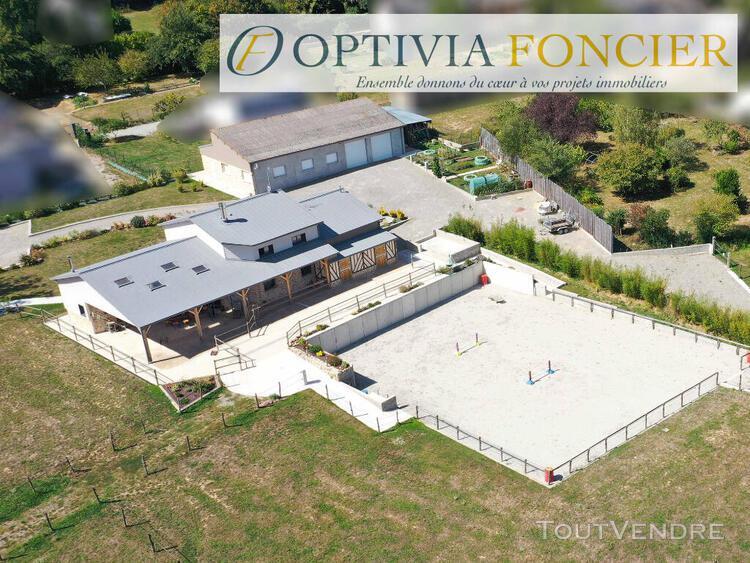 Propriété t6 165 m² (possibilité d'aménagement de