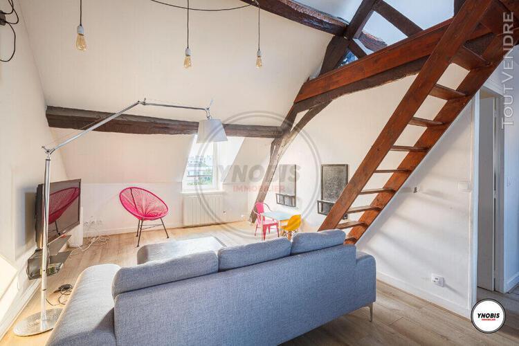Appartement rueil malmaison 2 pièce avec mezzanine