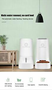 Distributeur automatique d'eau pour chat et chien