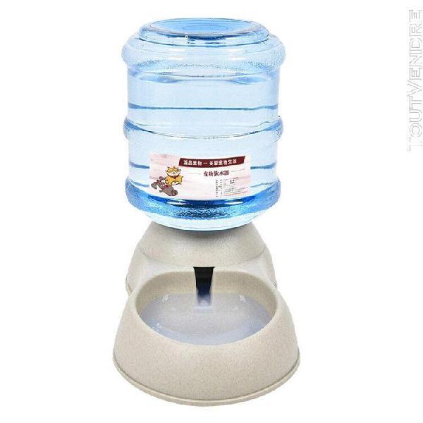 Distributeur automatique d'aliments et d'eau pour animaux de