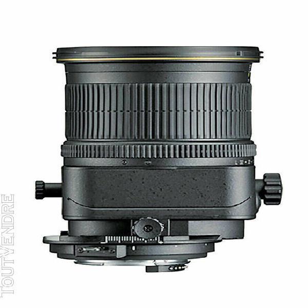 Nikon nikkor pc-e nikkor 24mm f/3.5d ed boite d'origine et n