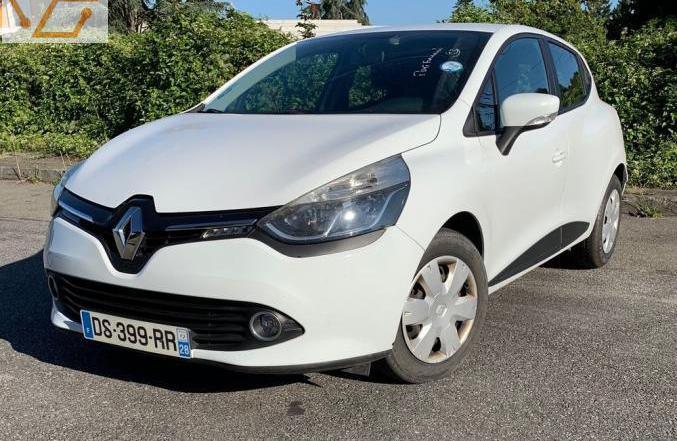 Renault clio - 4 # 1er main garantie offert -...