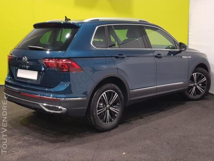 Volkswagen tiguan nouveau elegance 2.0 tdi 150ch dsg7 neuf