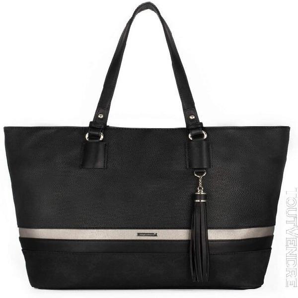 David jones - sac à main cabas femme grande taille -