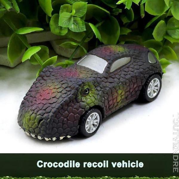 Jouet pull back cars mini animal cars v¿¿hicules ensemble