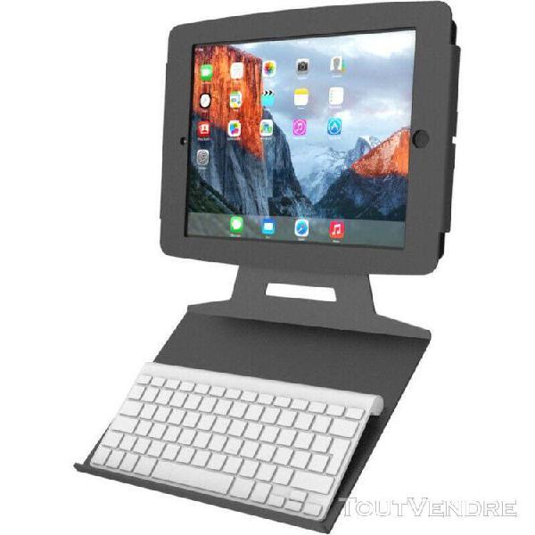 Secure keyboard tray wall mnt w keyboard tray wall mount wt