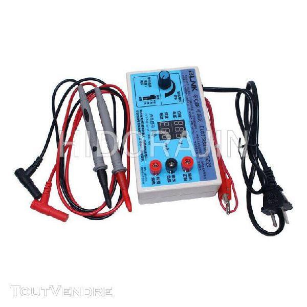 Testeur de rétro-éclairage pour écran lcd, 220v ac,
