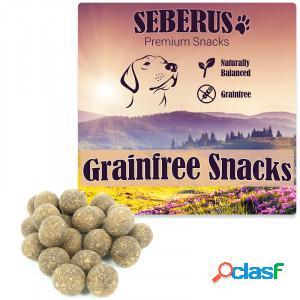 Seberus Yum Balls sans céréales au poulet 500 grammes Par 2 unités
