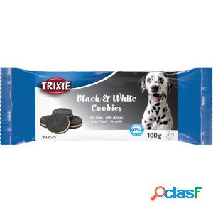 Trixie Black & White Cookies biscuits pour chien (100 gr) 2 x 100 g