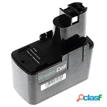 Batterie green cell - bosch 2607335145, 2607335376, 2607335378 - 3ah
