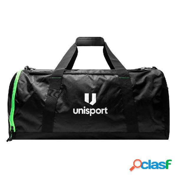 Unisport sac medium - noir/vert