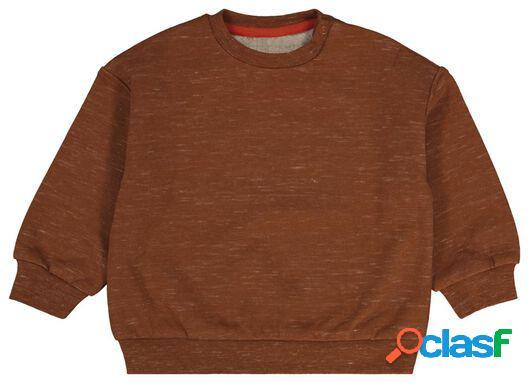 Hema sweat bébé marron (marron)
