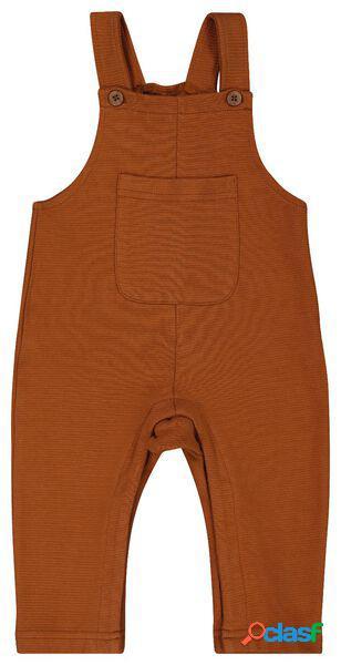 Hema combinaison bébé marron (marron)