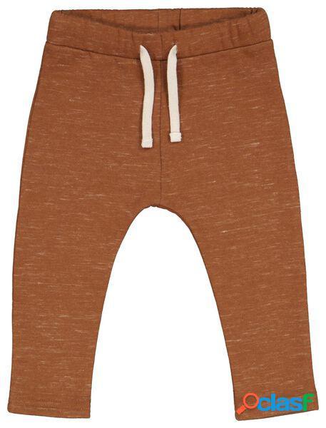 Hema pantalon bébé marron (marron)