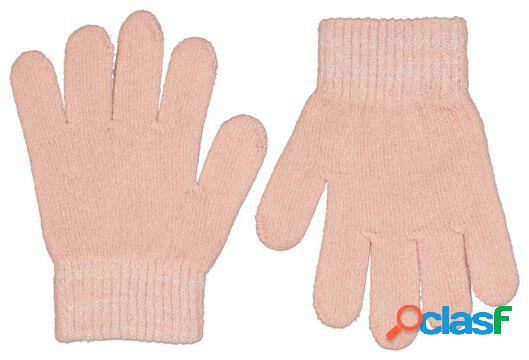 Hema gants enfant rose (rose)