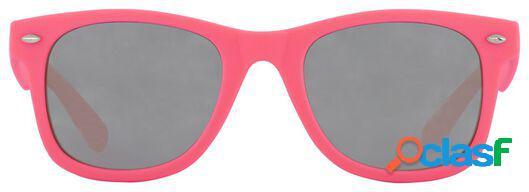 Hema lunettes de soleil enfant rose fluo (coral)