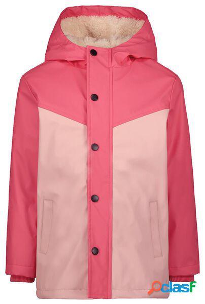 Hema manteau enfant rose (rose)