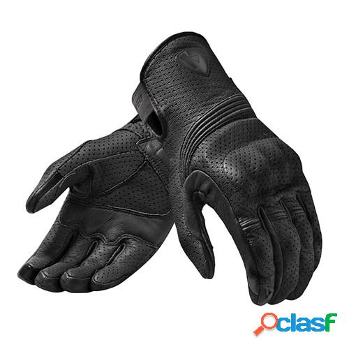 Rev'it! fly 3, gants moto d'été, noir