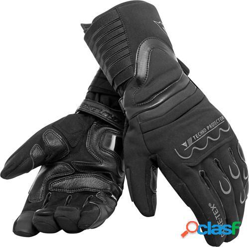 Dainese scout 2 gore-tex, gants moto gore-tex®, noir