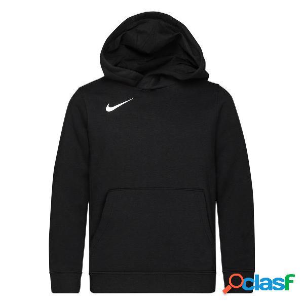 Nike sweat à capuche fleece park 20 - noir/blanc enfant
