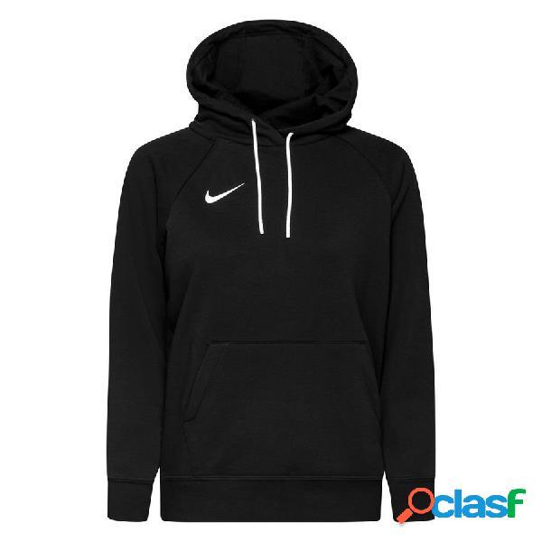 Nike Sweat à Capuche Fleece PO Park 20 - Noir/Blanc Femme