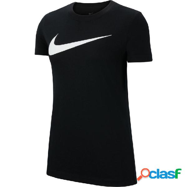 Nike T-shirt d'Entraînement Park 20 - Noir/Blanc Femme