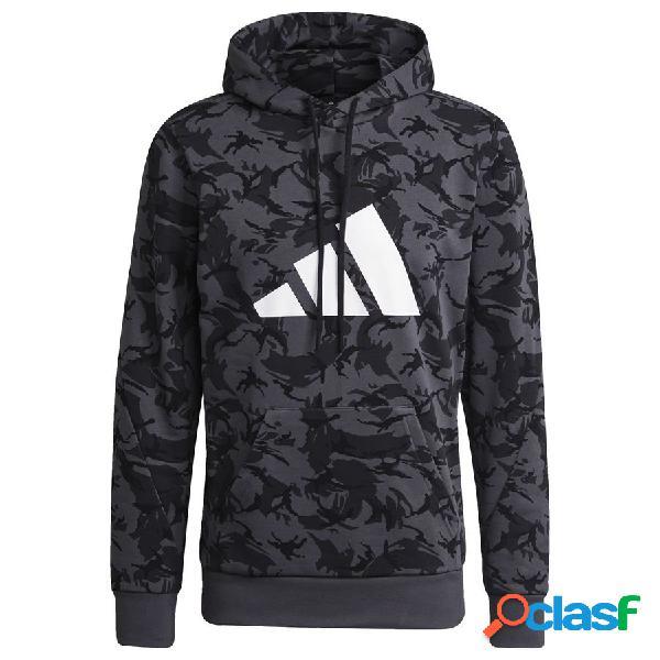 Sweat-shirt à capuche adidas Sportswear Future Icons Camo Graphic Multicolore