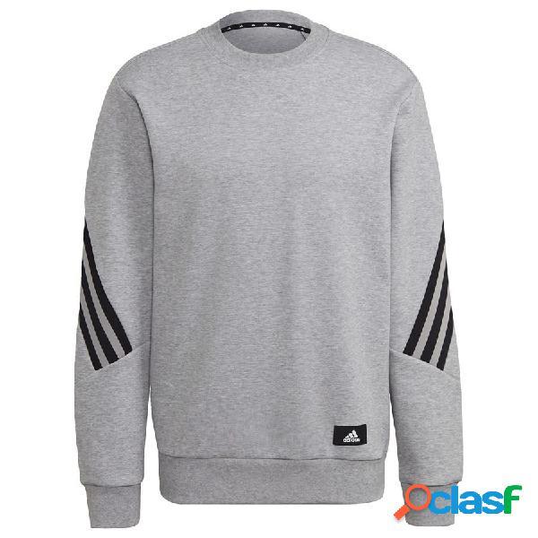 Sweat-shirt adidas Sportswear Future Icons 3-stripes Gris