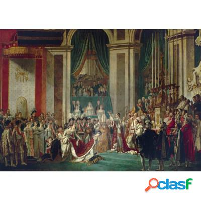 Jacques-Louis David - The Coronation of the Emperor and Empress, 1805-1807