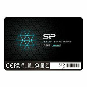 Silicon power ssd 512go 3d nand a55 slc cache performance
