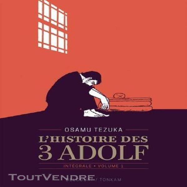 Histoire des 3 adolf (l') - edition prestige - tome 1