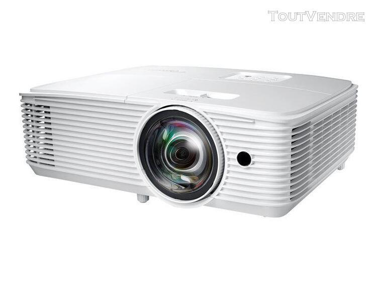 Optoma x309st - projecteur dlp - portable - 3d - 3700 lumens