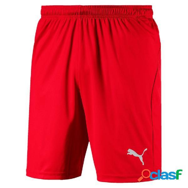 Bispebjerg boldklub short extérieur - rouge enfant - puma