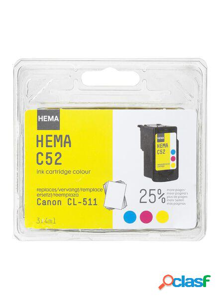 Hema cartouche hema c52