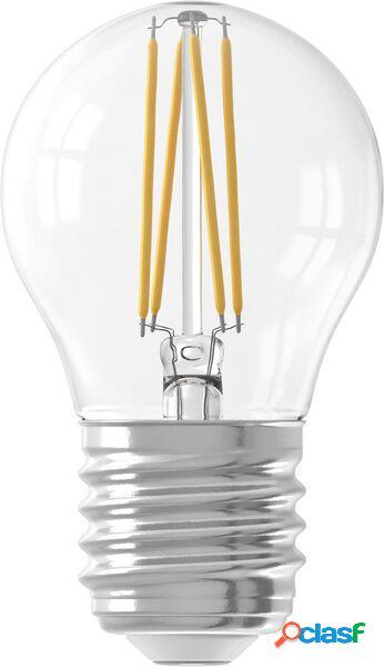 Hema ampoule led smart sphérique e27 - 4.5w - 450 lm - transparent
