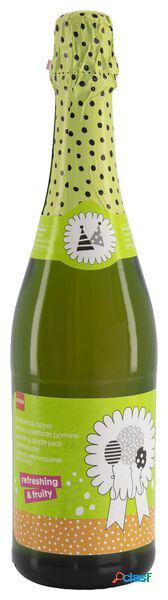 Hema boisson pétillante - goût pomme - 0.75 l