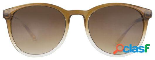 Hema lunettes de soleil femme marron/sable (sand-brown)