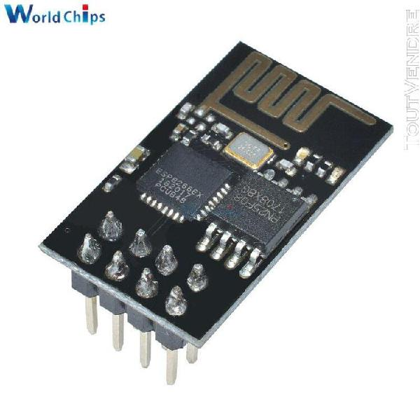 Esp-01 -adaptateur de programmeur esp01, module de carte de