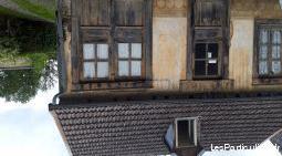 Maison totalement à rénover dans bourg