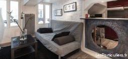 Une chambre salon