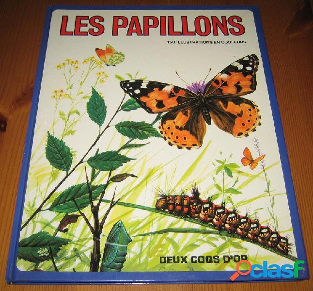 Les papillons, George Ordish