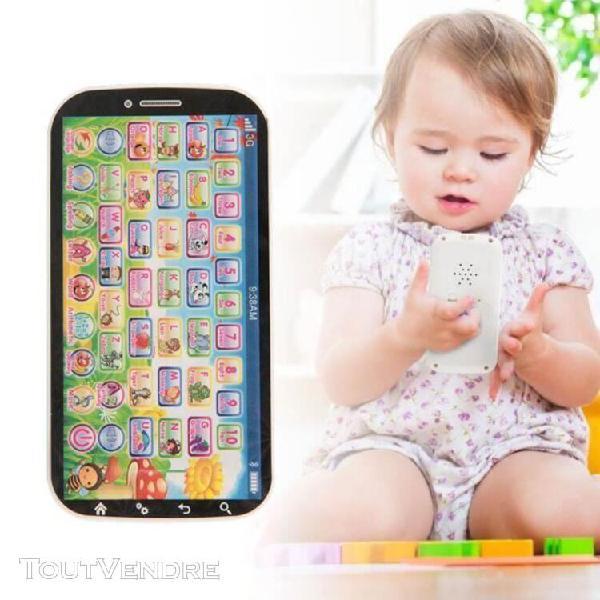 Fdit t¿¿l¿¿phone portable pour b¿¿b¿¿ jouet de