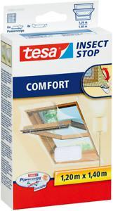 Tesa insect stop comfort moustiquaire pour fenêtre de toit